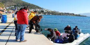 Tekneleri Batarken Sosyal Medyadan Canlı Yayın Yaptılar