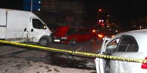 Sakarya'da trafik kazası  6Yaralı