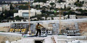 İsrail, Doğu Kudüs'te Konut İnşasına Devam Ediyor