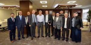 Karaosmanoğlu, Ahıska Türkleri'ni ağırladı