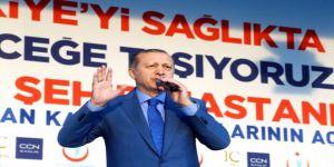 Cumhurbaşkanı Erdoğan İlk Halk Oylamasını Yaptı: Evet mi? Hayır mı?