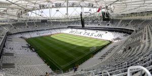 Beşiktaş Vodafone Arena'yı kiraladı
