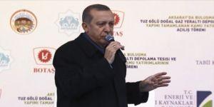 """Cumhurbaşkanı Erdoğan: """"Bu hayırcılar var ya, bunlar sadece laf üretirler"""""""