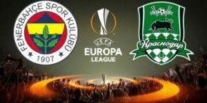 Fenerbahçe-Krasnodar Maçı Biletleri Kaç Lira?