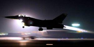 Türk jetleri PKK kamplarına bomba yağdırdı
