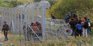 Macarlar sınıra yeni tel örgü çekecek