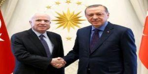 Erdoğan'dan senatör McCain'e YPG cevabı