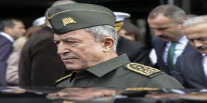 Genelkurmay Başkanı Akar'dan El Bab açıklaması