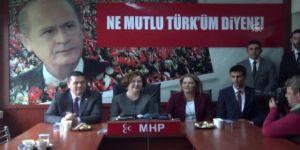 """MHP Genel Başkan Yardımcısı Demirel: """"Bizim 'Evet' Kararımıza da Herkes Saygı Göstermeli"""""""