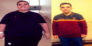 Nefessiz kalınca verdiği karar yaşama döndürdü! 85 kilo verdi