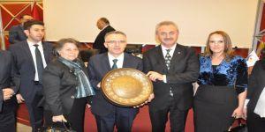 Naci Ağbal, Gebze Ticaret Odasını ziyaret etti