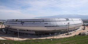 2024 Avrupa Şampiyonası adaylığı sürecinde bir stadyum daha tamamlanıyor