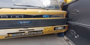 Gebze'de korkunç kaza ! Şöför feci şekilde can verdi