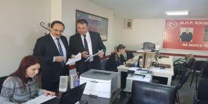 MHP Kocaeli, referandum stratejisini belirledi