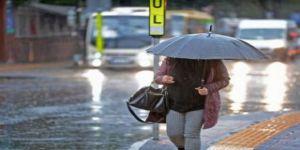 Yağışlar hafta sonuna kadar sürecek