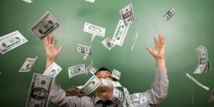 Çalışanlara para yağıyor! Kişi başı tam 138 bin dolar