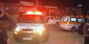 İsrail, Gazze'de Refah'ın doğusunu hedef aldı: 1 ölü 2 yaralı