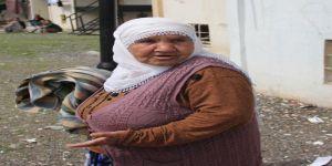 İntihar girişiminde bulunan gence yaşlı kadın tepki gösterdi