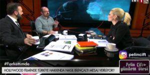Hollywood filminde olay yaratacak 'Erdoğan' detayı