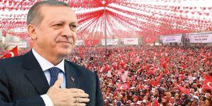 Erdoğan'dan 16 Nisan Sonrasında İkinci Referandum Sinyali