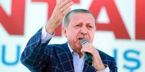 """Cumhurbaşkanı Erdoğan: """"Faşistsiniz, faşist"""""""