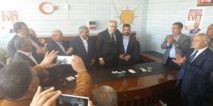 Ak Parti'ye geçenlerin arasında HDP ilçe Yönetimide bulunuyor !