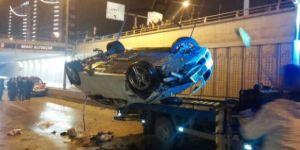 Başkent'te feci kaza: 5 kişi hayatını kaybetti
