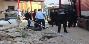 Macaristan uyruklu şoför tırda ölü bulundu