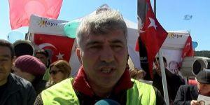 Erdoğan'ın ziyaret ettiği 'hayır' çadırındaki görevliden açıklama