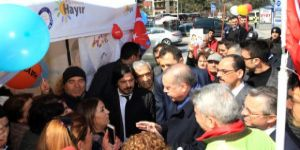 Erdoğan'ın 'hayır' çadırındaki diyaloğu ortaya çıktı