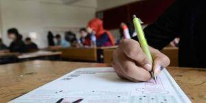 Üniversiteye giriş sınavında 3 derste başarı ortalaması düştü
