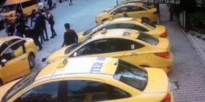 Taksici dehşetini yaşayan çift o anları anlattı