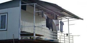 5 kişinin katledildiği evin her yerinde muska bulundu