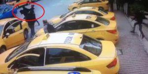 Saldırgan taksicinin cezası belli oldu