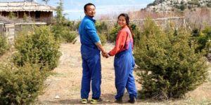 Lüks hayatı bırakan Güney Koreli çift, Burdur'dan ayrılamıyor