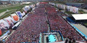 Başkent'te toplu açılış yüz binlerin katılımıyla yapıldı