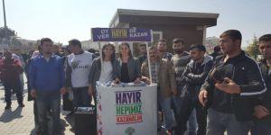 Gebze'de HDPliler Müzikler Eşliğinde Eğlendi !