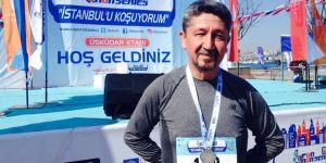 Rıdvan Şükür, Üsküdar'da koştu