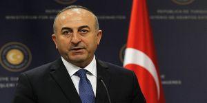 Çavuşoğlu, İran'a taziyede bulundu