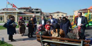 Yenişehir'de Cemil Yaman rüzgarı