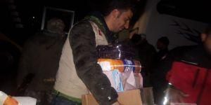 Humus'tan yeni tahliyeler