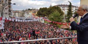 """Kılıçdaroğlu:Suriye'nin gençleri Türkiye'de volta atacaklar. Vicdan var mı burada?"""""""