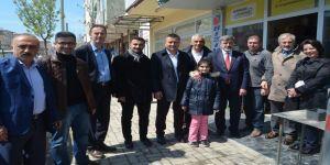 Çakır ve Korkmaz, Yenişehir'i karış karış gezdi