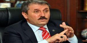 Mustafa Destici idam kararını yineledi