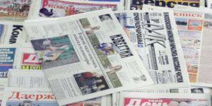 Rusya, referandumu manşetlerine taşıdı