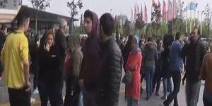 Son dakika! İstanbul'da AVM'de yangın çıktı  Vatandaşlar tahliye ediliyor