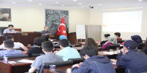 Eğitimi seminerleri Çayırova'da gerçekleştirildi