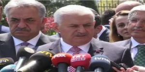 Başbakan CHP'nin YSK'ya itirazı hakkında konuştu