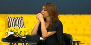 Zuhal Topal, canlı yayında hüngür hüngür ağladı