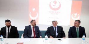 """Karaosmanoğlu,  """"16 Nisan ülkemizin bekasıydı"""""""